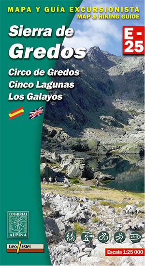 Cover of SIERRA DE GREDOS